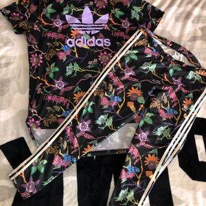 Adidas farm outfit